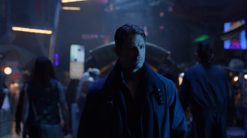 Netflix ALTERED CARBON Trailer Gives Beautiful and Terrifying Vision of the Future