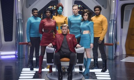 BLACK MIRROR:  Season 4 Trailer for 'U.S.S. Callister' Deserves Three Cheers