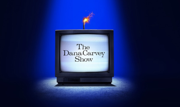 Review – TOO FUNNY TO FAIL: The Life and Death of the Dana Carvey Show