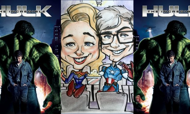 Marvel Us Podcast Ep 18 – The Incredible Hulk (2008)