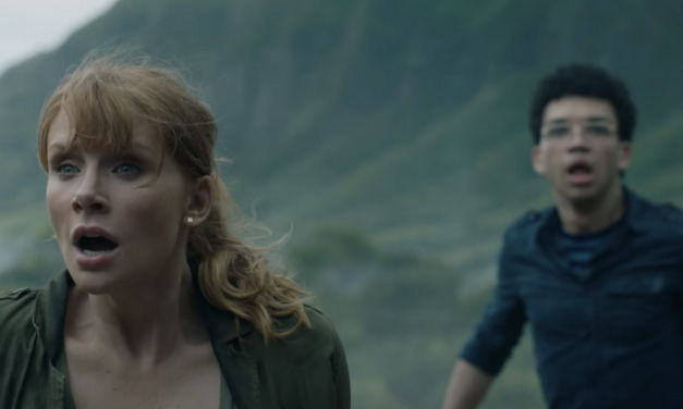 JURASSIC WORLD 2: FALLEN KINGDOM Teaser Features Dinosaur Insanity