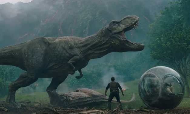 Life Still Finding Ways in JURASSIC WORLD: FALLEN KINGDOM Official Trailer