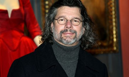 Ronald D. Moore (BSG, STAR TREK) is Making New Space Drama for Apple TV