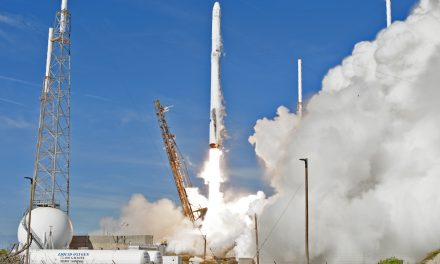 SpaceX Launches Used Spacecraft and Rocket for the First Time