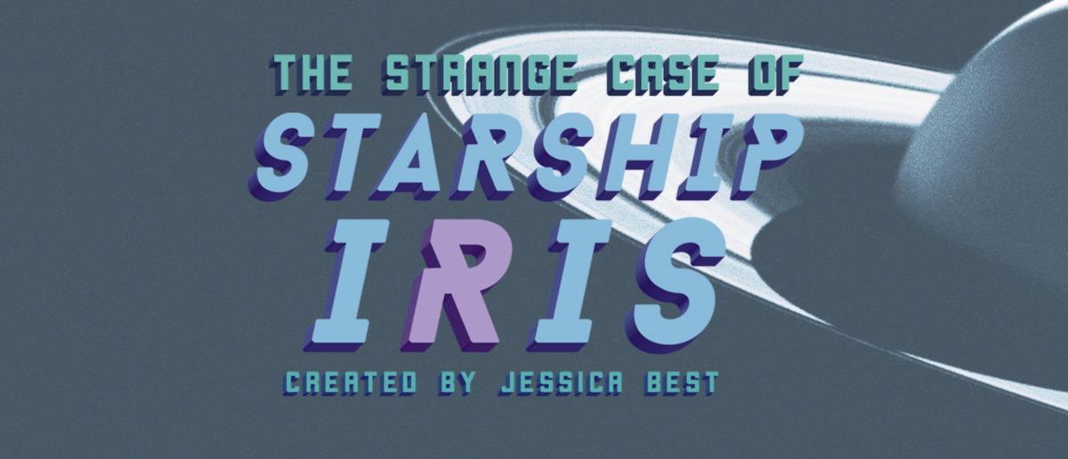 Podcast Review: THE STRANGE CASE OF STARSHIP IRIS
