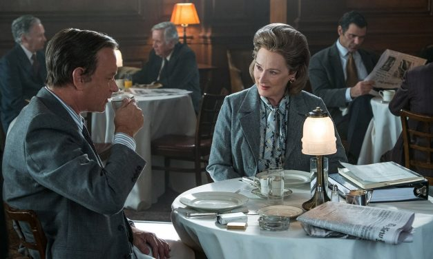 Movie Review – THE POST