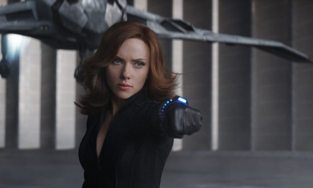 Geek Girl Authority Crush of the Week: NATASHA ROMANOFF