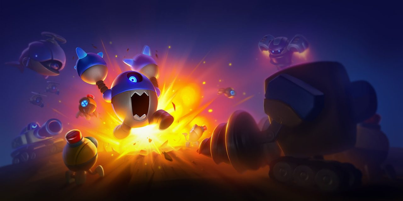 HI-REZ EXPO 2018: Bot Smashers Is the Next Step Into Mobile Gaming