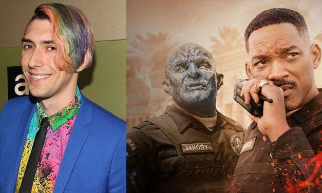 Writer Max Landis Not Returning for BRIGHT Sequel
