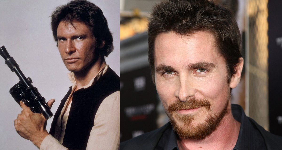 Christian Bale Was in Talks to Join SOLO: A STAR WARS STORY