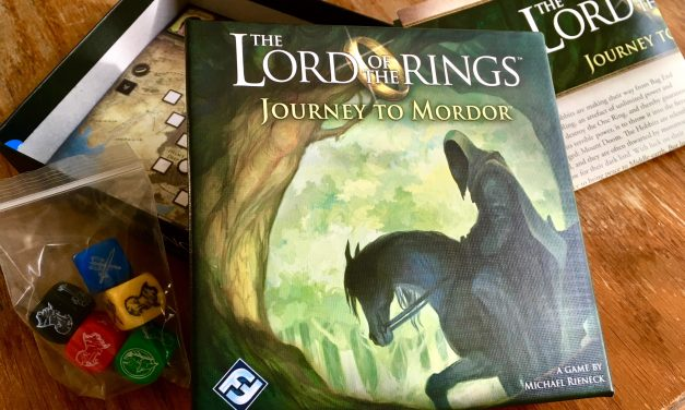 LORD OF THE RINGS: JOURNEY TO MORDOR: Press Your Luck, Mr. Frodo