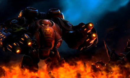 New StarCraft Hero Turns Up the Heat in HEROES OF THE STORM