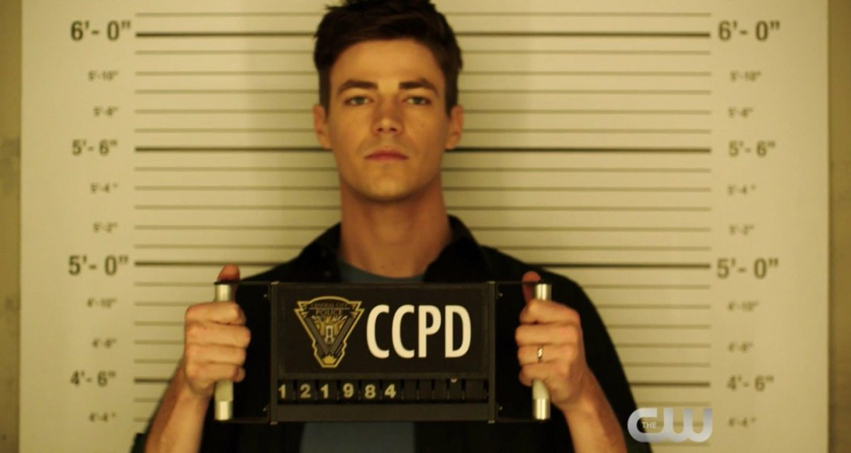 """Barry Faces Jail Time in the Next Episode of THE FLASH, """"The Trial of The Flash"""""""