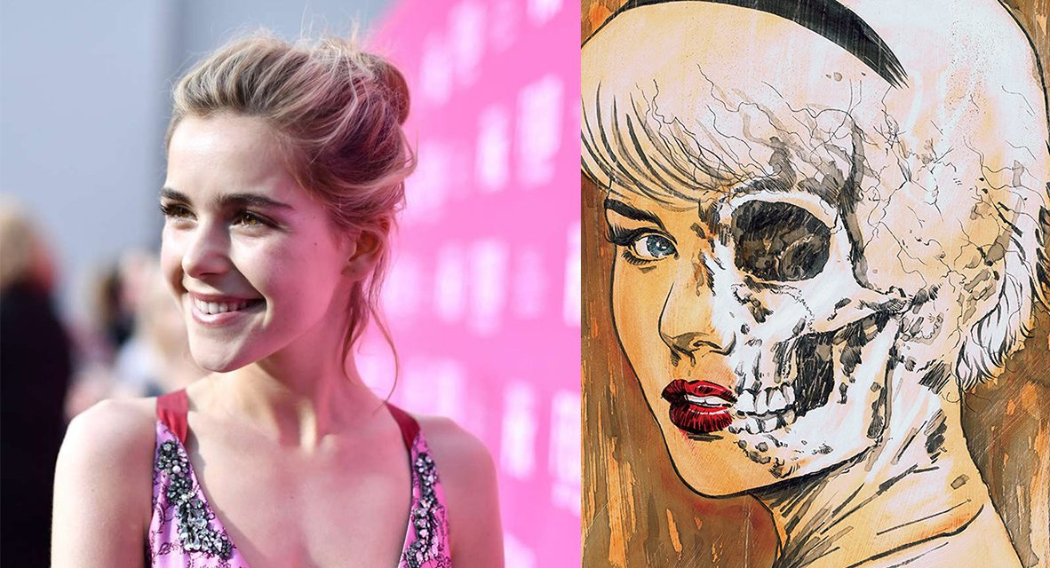 Sabrina Spellman is Here! Kiernan Shipka Cast as Lead in Netflix Series