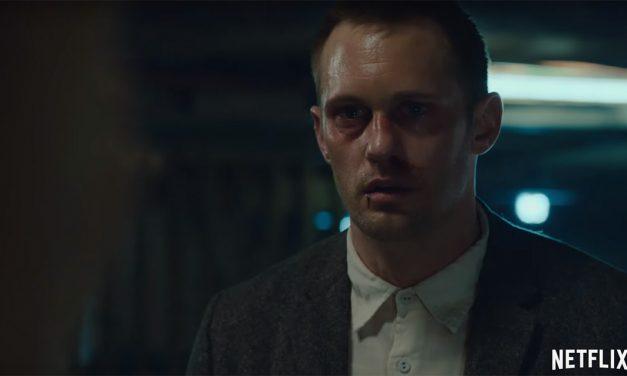Alexander Skarsgård Doesn't Need Words in MUTE Trailer