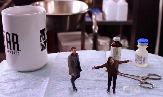 THE FLASH Recap: (S04E12) Honey, I Shrunk Team Flash