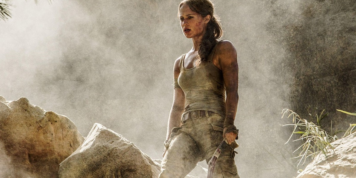 Lara Croft Heads for Adventure in the Second Official TOMB RAIDER Trailer
