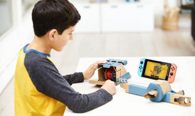 Coming April 2018: Nintendo Labo