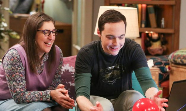 THE BIG BANG THEORY Recap: (S11E15) The Novelization Correlation