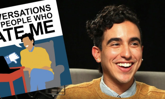 Podcast Review: CONVERSATIONS WITH PEOPLE WHO HATE ME
