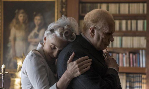 Movie Review – DARKEST HOUR