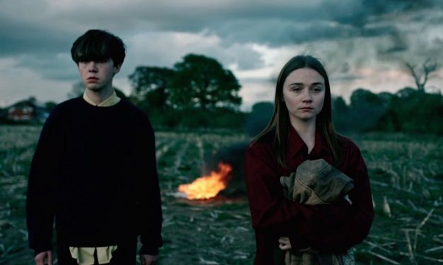 Watch the Dark, Funny Angst in Trailer for THE END OF THE F**KING WORLD
