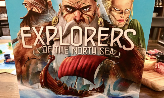 Discovering Fun with Explorers of the North Sea