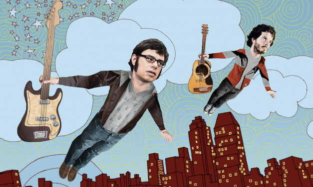 Jemaine Clement Confirms FLIGHT OF THE CONCHORDS Special Is in the Works at HBO