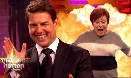 Cast of MISSION: IMPOSSIBLE 6: FALLOUT Talks Stunts and Geek Cred on THE GRAHAM NORTON SHOW