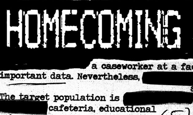 Podcast Review: HOMECOMING