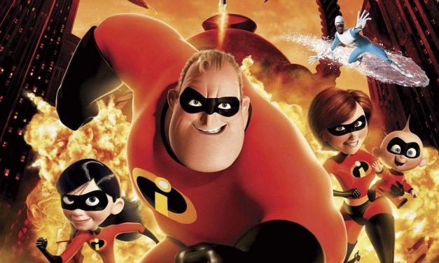 Disney-Pixar Releases INCREDIBLES 2 Cast