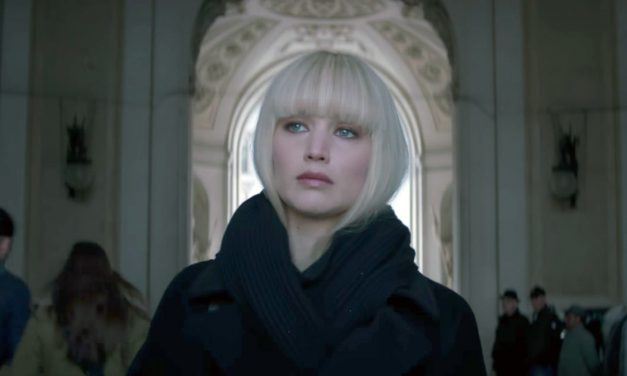 RED SPARROW Trailer Introduces the Mysterious World of Seduction Intelligence
