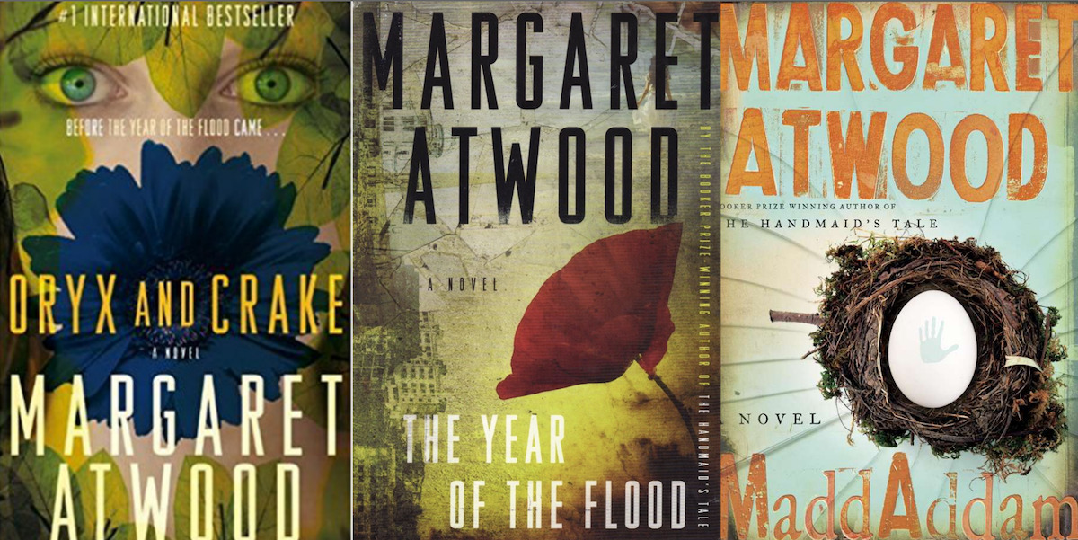 Paramount TV Announces Margaret Atwood's MADDADDAM TRILOGY Is Finally in Development