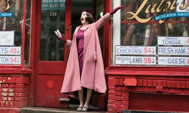8 Reasons Why THE MARVELOUS MRS. MAISEL Should Be Your Next TV Obsession