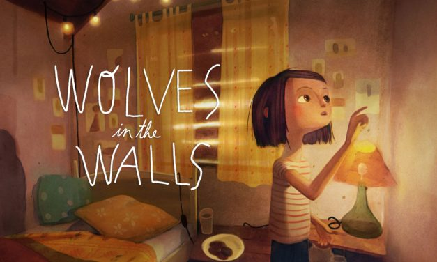 Neil Gaiman's THE WOLVES IN THE WALLS Gets the VR Treatment at Sundance
