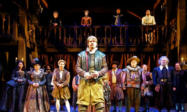 Opening January 19 at South Coast Repertory: SHAKESPEARE IN LOVE