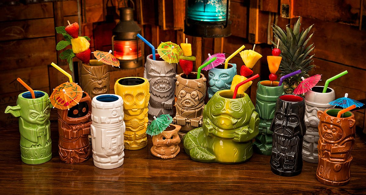 Level Up Your Beverage Game with These Awesome Geeki Tikis