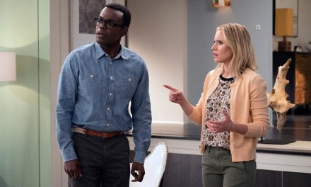 THE GOOD PLACE Recap: (S02E08) Leap Into Faith