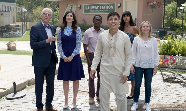 THE GOOD PLACE Creator Is Writing a How-To Book on Being Good
