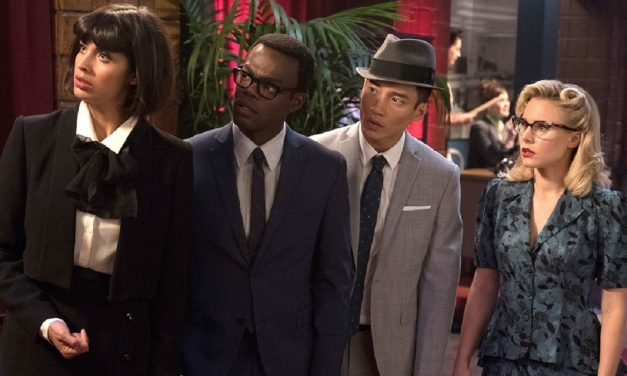 Motherforking Shirtballs! Here's What Happened in Season 2 of THE GOOD PLACE