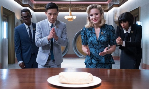 THE GOOD PLACE Recap: (S02E11) The Burrito