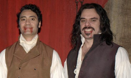 WHAT WE DO IN THE SHADOWS TV Series Comes to FX