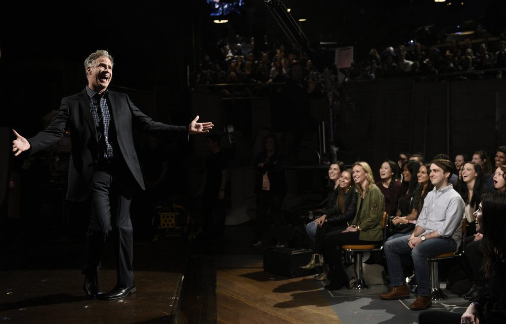 Will Ferrell Makes Triumphant Return to Host SNL for 3rd Time