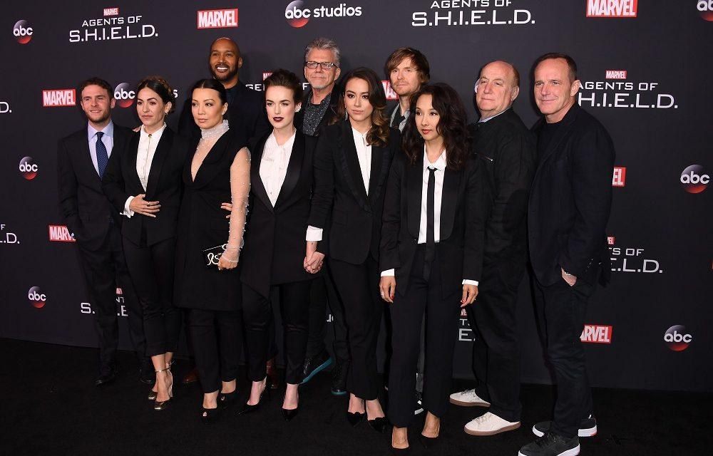 AGENTS OF SHIELD Celebrates 100 Episodes