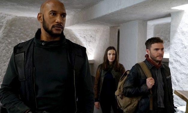 Agents of SHIELD Recap: (S05E10) Past Life
