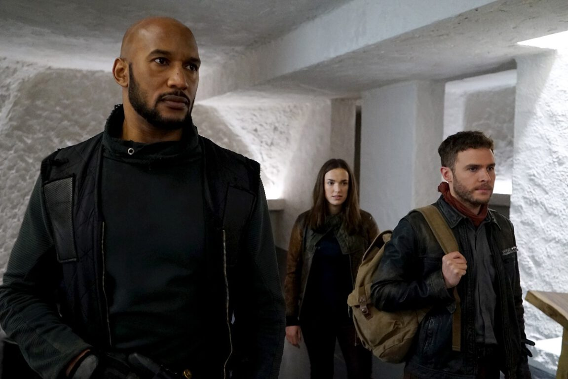 Agent Of Shield Serien Stream