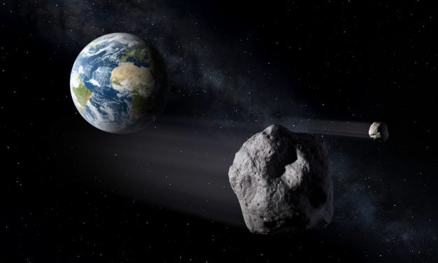 NASA Is Open to Asteroid Eight-Ball to Protect Earth from Falling Rocks