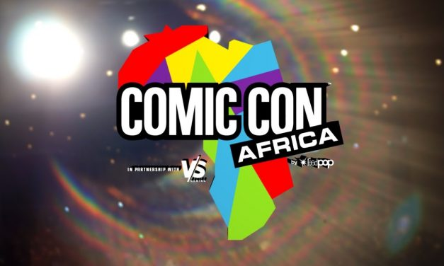 Just Announced – Comic Con Is Going to Africa!