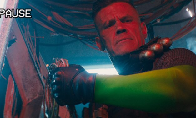 5 Things You Might've Missed in the New DEADPOOL 2 Teaser