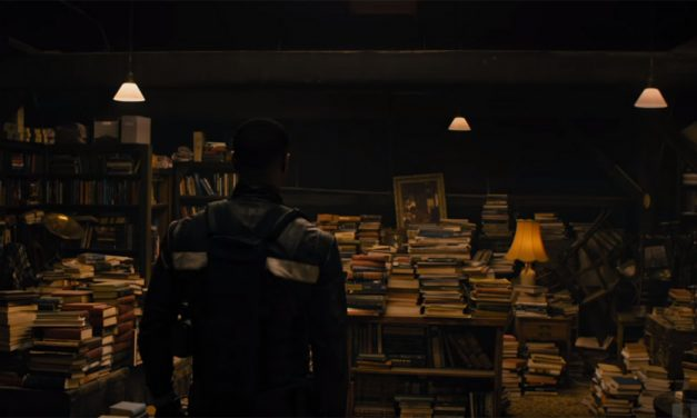 FAHRENHEIT 451 Teaser Makes Us Want to Burn